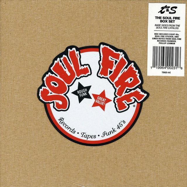 Soul Fire Box Set / Various