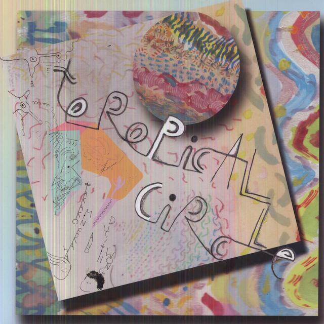 Dustin Wong & Takako Minekawa TOROPICAL CIRCLE Vinyl Record