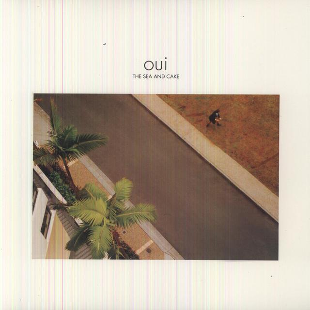 The Sea and Cake OUI Vinyl Record