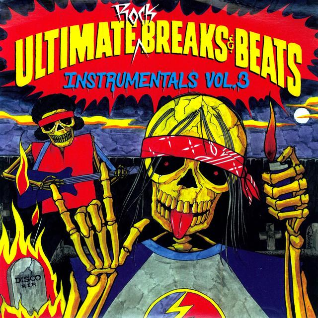 Ultimate Breaks & Beats: Instrumentals 3 / Various