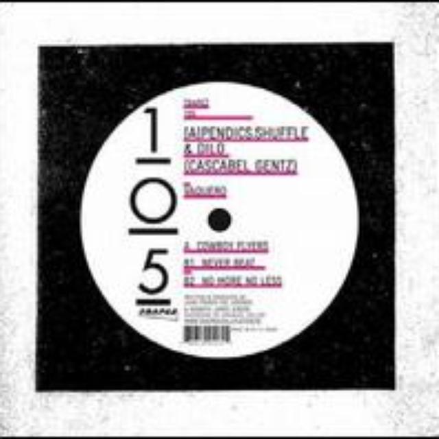 [A]Pendics.Shuffle / Dilo (Cascabel Gentz) VAQUERO Vinyl Record