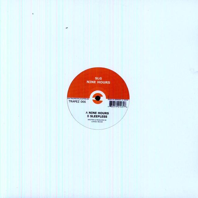Slg NINE HOURS Vinyl Record