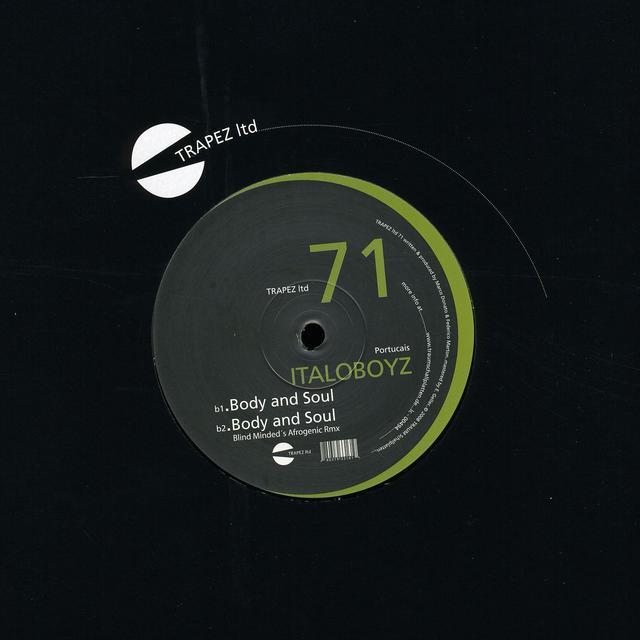 Italoboyz PORTUCAIS Vinyl Record