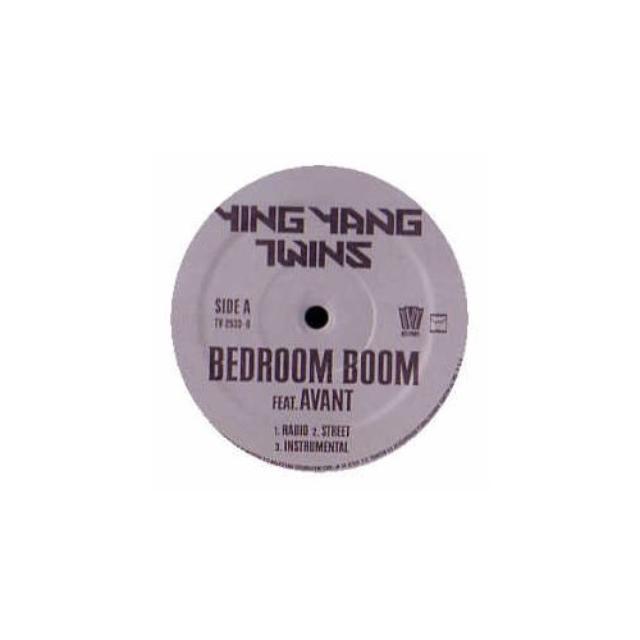 Ying Yang Twins BEDROOM BOOM: GIT IT Vinyl Record
