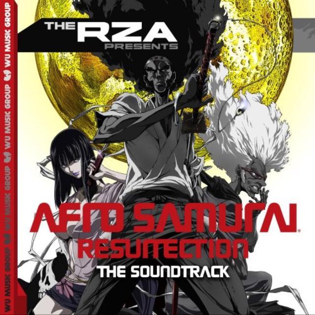 Rza Presents: Afro Samurai The Resurrection / Ost