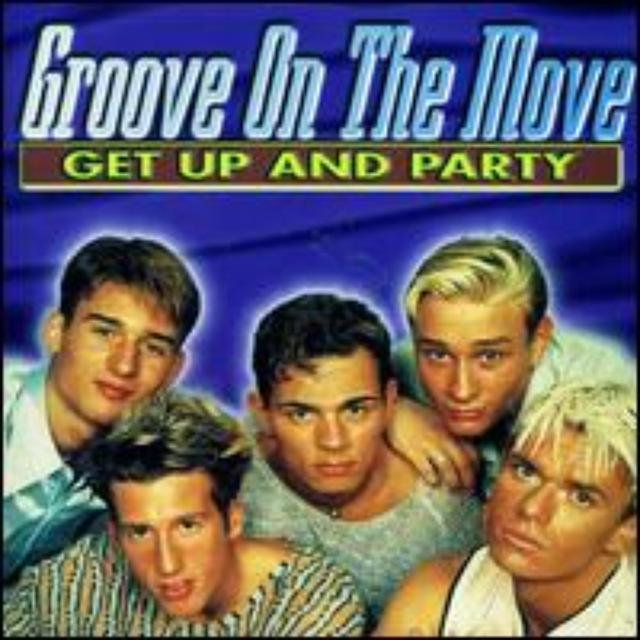 Groove On The Move