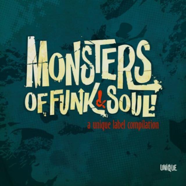 Monsters Of Funk & Soul / Various