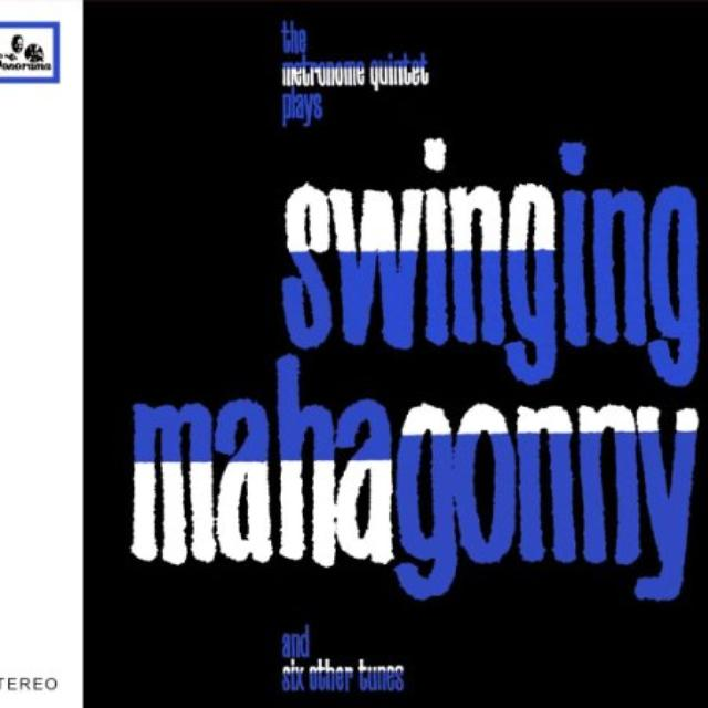 Metronome Quinteet PLAYS SWINGING MAHAGONNY Vinyl Record
