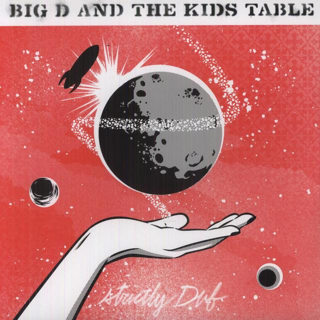 Big D & Kids Table
