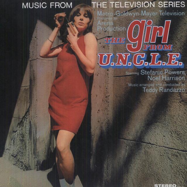 Music From Tv Series Girl From U.N.C.L.E. / O.S.T.