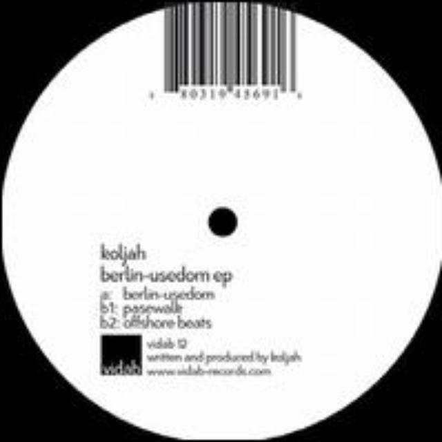 Koljah BERLIN-USEDOM Vinyl Record