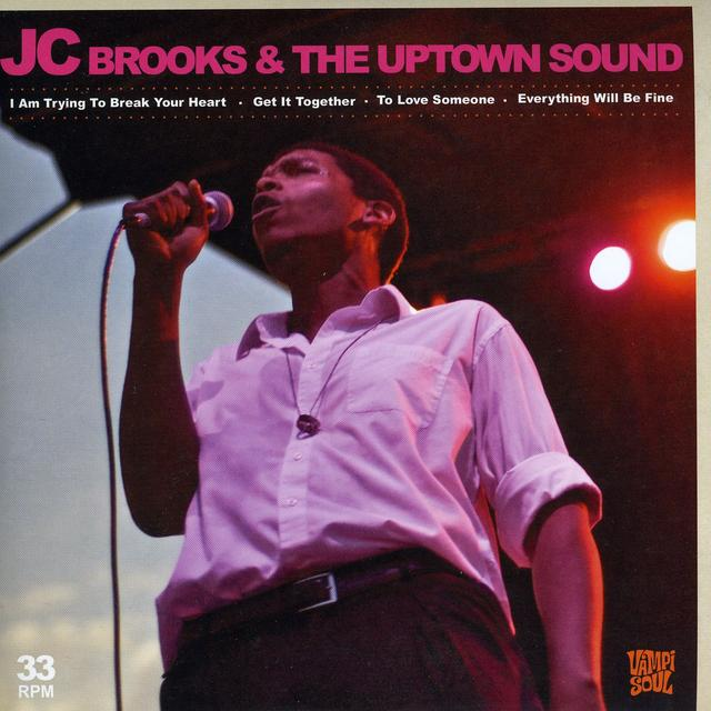 Jc Brooks & The Uptown Sound