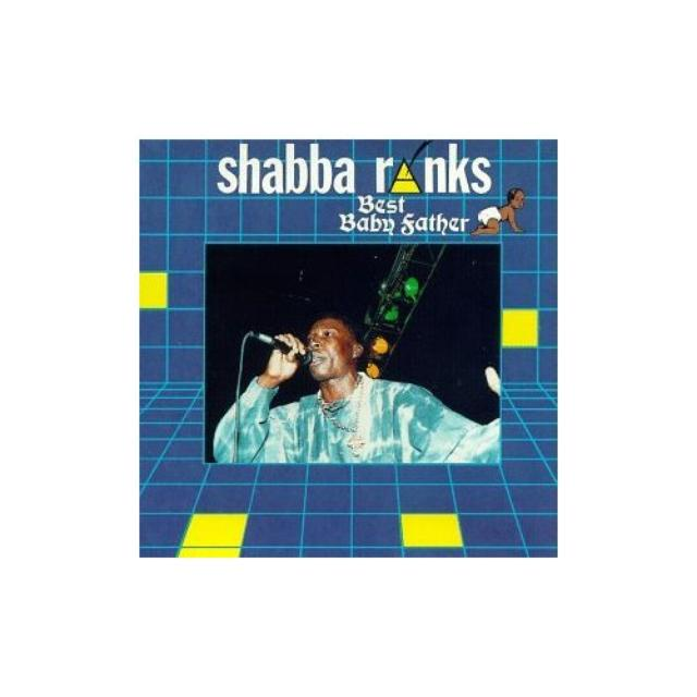 Shabba Ranks BEST BABY FATHER (Vinyl)