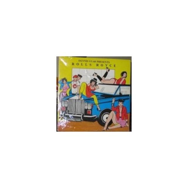 ROLLS ROYCE / VARIOUS Vinyl Record