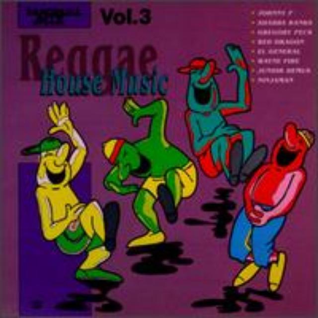 Reggae House Music 3 / Various