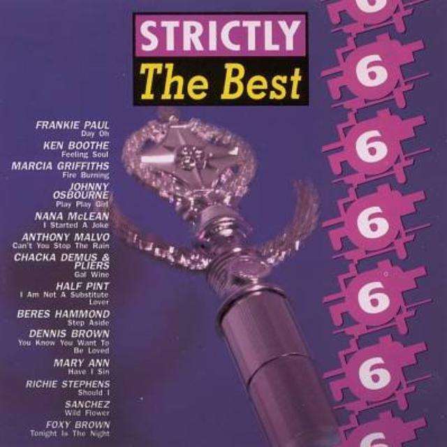 Strictly Best 6 / Various