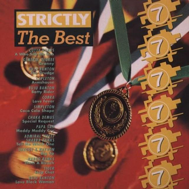 Strictly Best 7 / Various