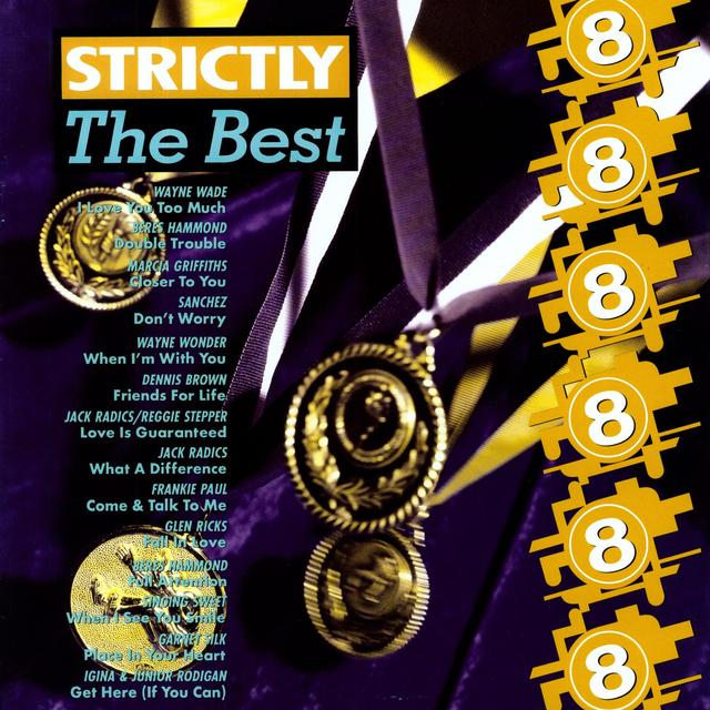 Strictly Best 8 / Various