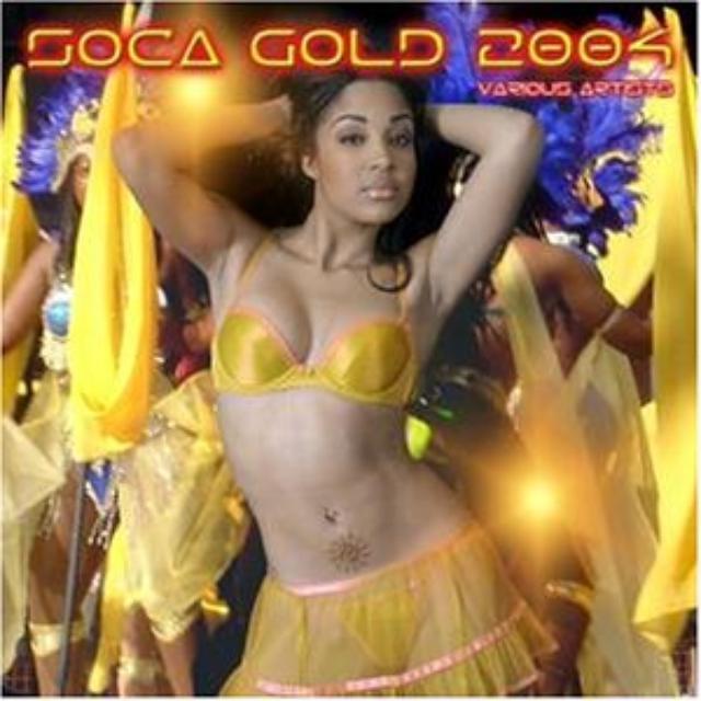Soca Gold 2004 / Various
