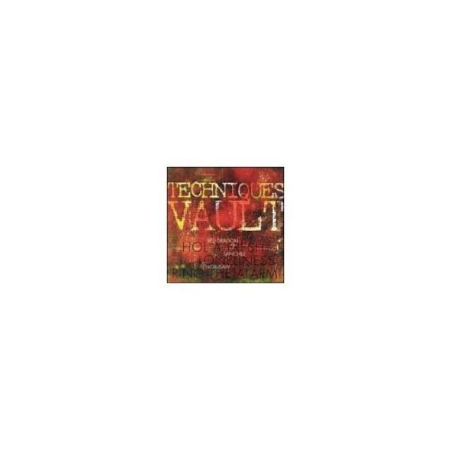 TECHNIQUES VAULT / VARIOUS Vinyl Record