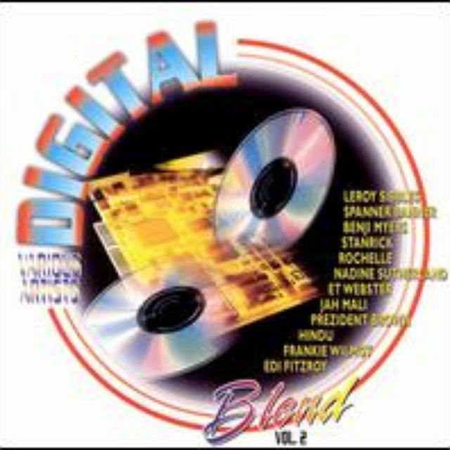 DIGITAL BLEND 2 / VARIOUS (Vinyl)