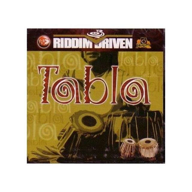 RIDDIM DRIVEN: TABLA / VARIOUS Vinyl Record