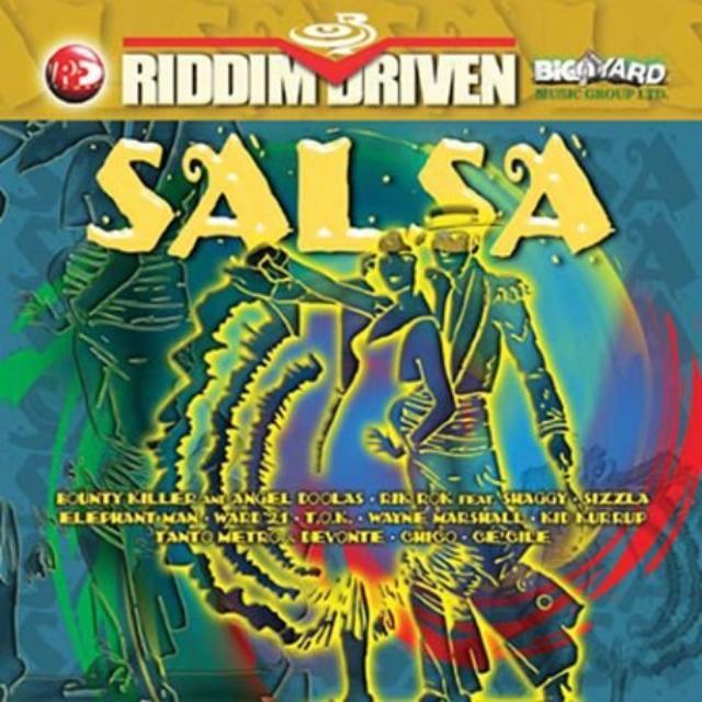 Riddim Driven: Salsa / Various