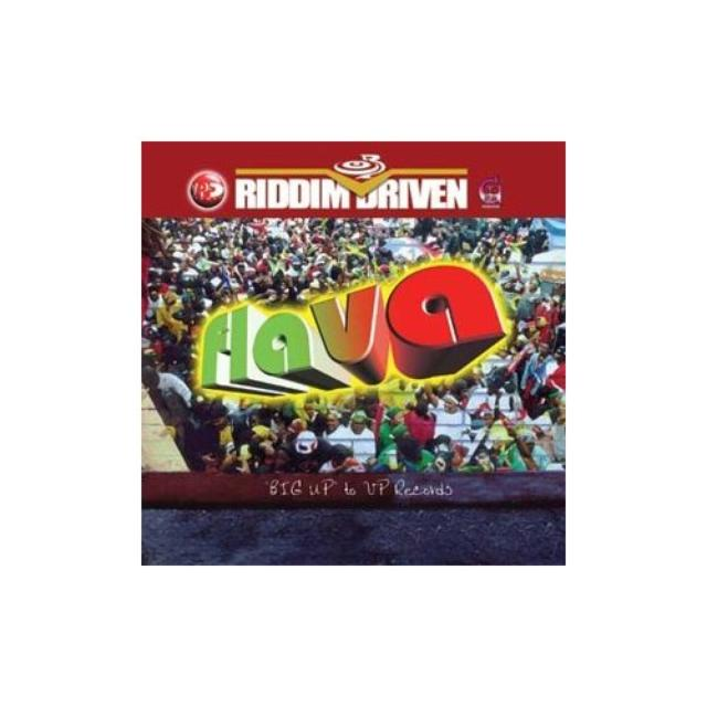 RIDDIM DRIVEN: FLAVA / VARIOUS Vinyl Record