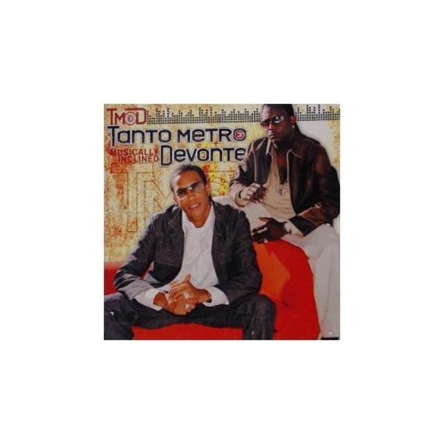 Tanto Metro & Devonte MUSICALLY INCLINED Vinyl Record
