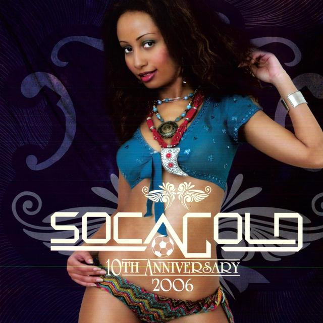 SOCA GOLD 2006 / VARIOUS Vinyl Record