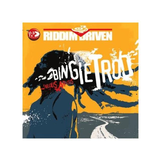 BINGIE TROD RIDDIM / VARIOUS Vinyl Record