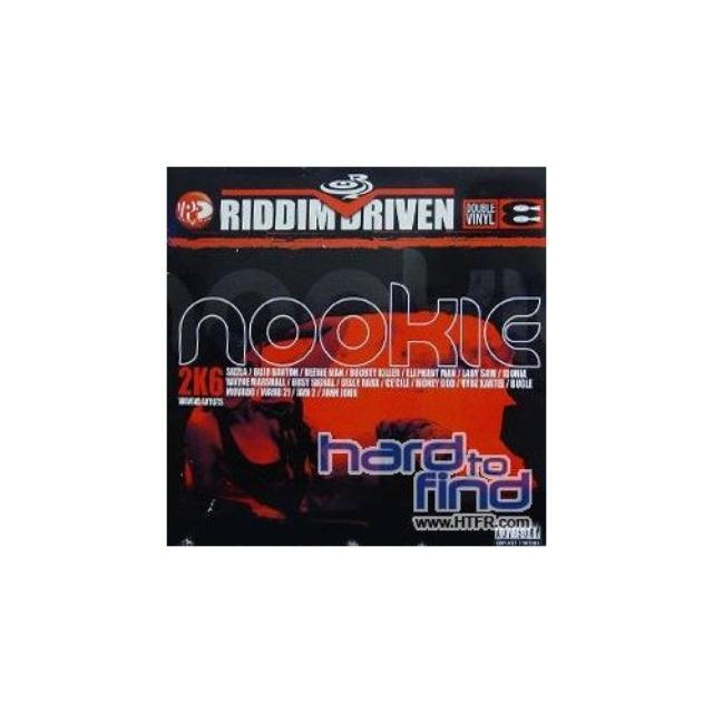 RIDDIM DRIVEN NOOKIE 2K6 / VARIOUS Vinyl Record