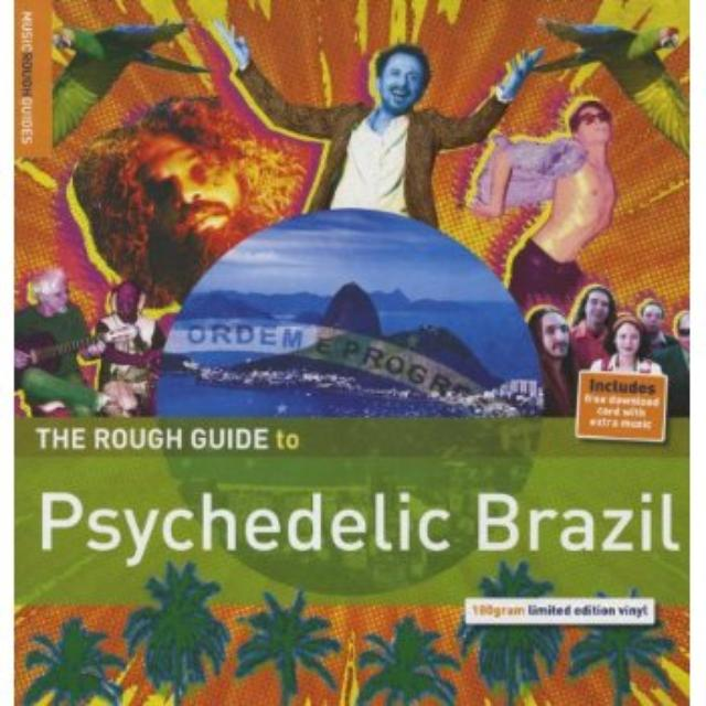 Rough Guide To Psyhedelic Brazil / Various