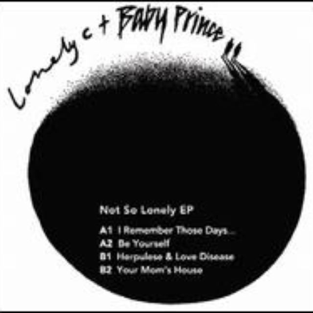 Lonely C & Baby Prince NOT SO LONELY Vinyl Record