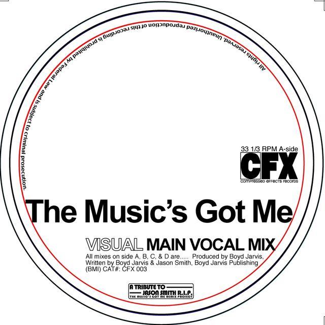 Visual MUSIC'S GOT ME (Vinyl)