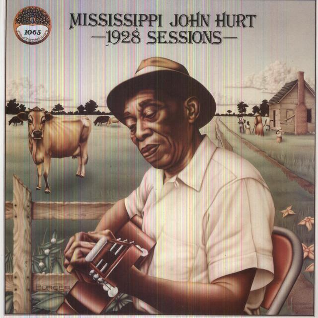 Lightnin' Hopkins on Spotify merch