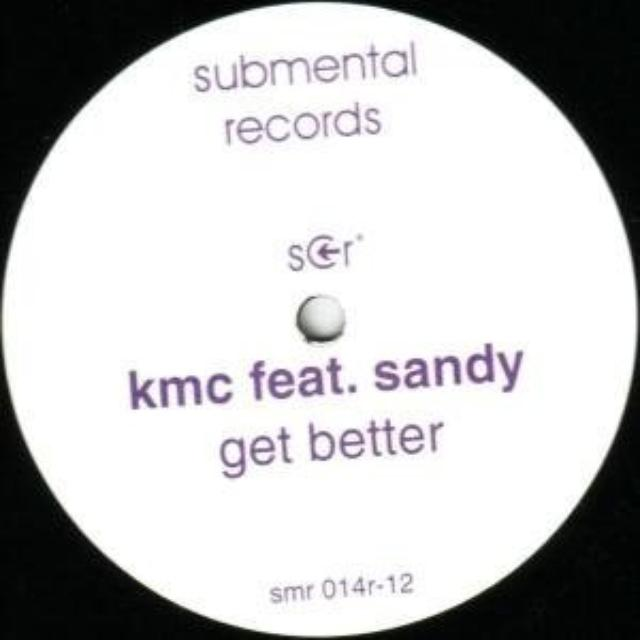 Kmc GET BETTER Vinyl Record
