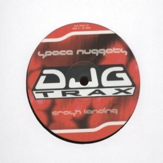 Space Nuggets CRASH LANDING Vinyl Record