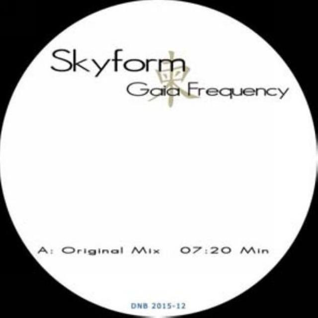 Skyform/Dj Creek GAIA FREQUENCY Vinyl Record