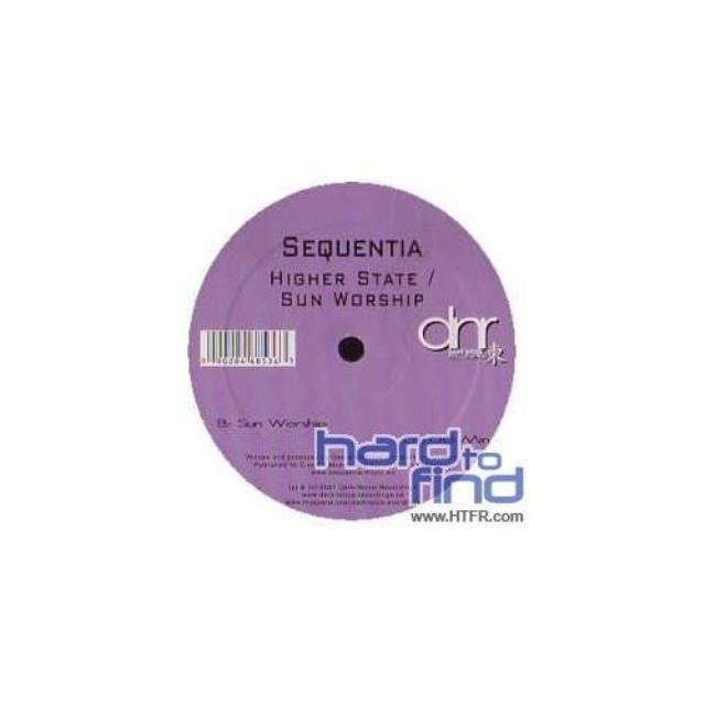 Sequentia HIGHER STATE/SUN WORSHIP Vinyl Record