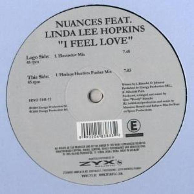 Nuances I FEEL LOVE Vinyl Record