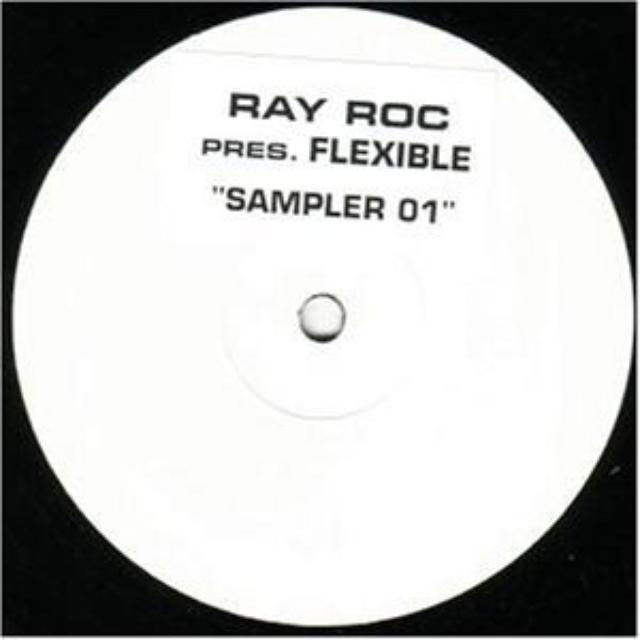 RAY ROC PRESENTS FLEXIBLE Vinyl Record