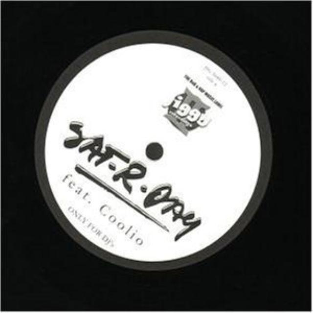 Sat-R-Day DONT GO Vinyl Record