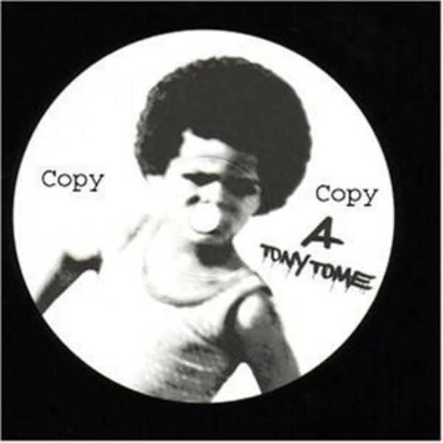 TONY TOME Vinyl Record