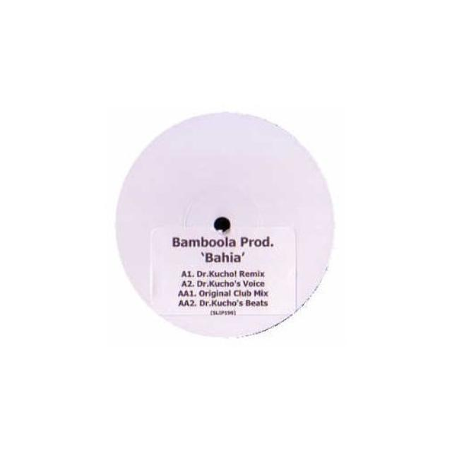 Bamboola Prod. BAHIA Vinyl Record