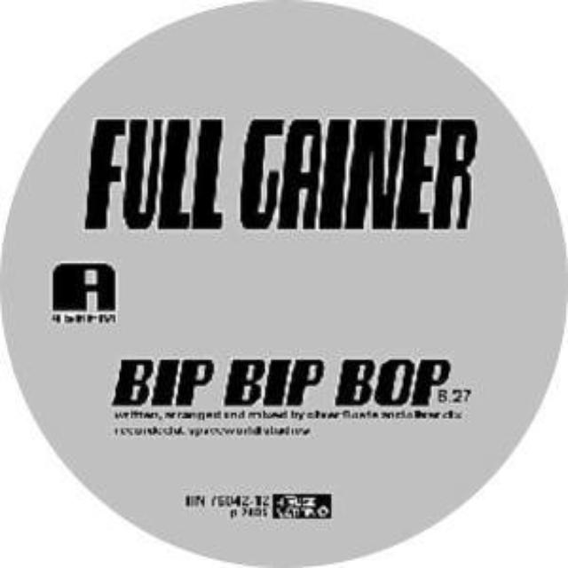 Full Gainer BIP BIP BOP Vinyl Record