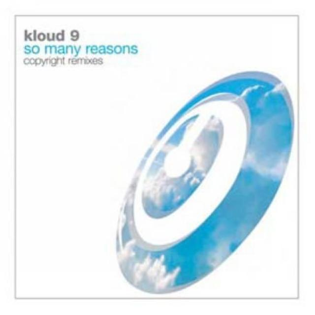 Kloud 9 SO MANY REASONS Vinyl Record