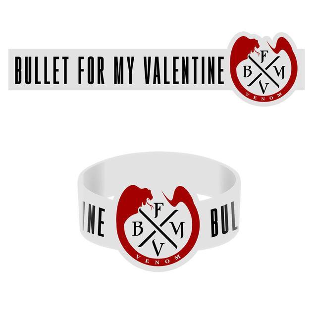 Bullet For My Valentine Venom Bracelet