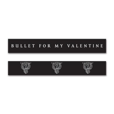 Bullet For My Valentine Venom Snake Rubber Bracelet