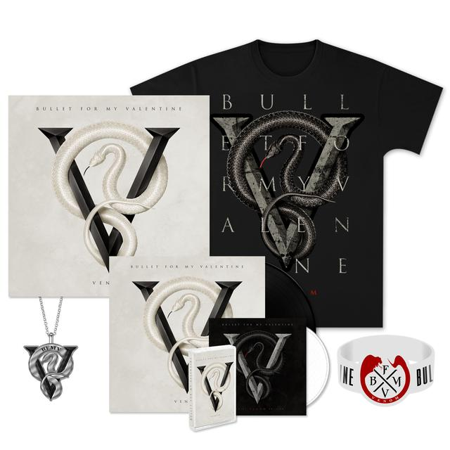 Bullet For My Valentine Venom: Ultimate Bundle